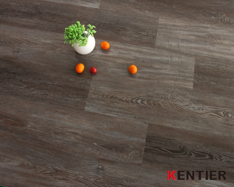 K3083-Click system vinyl plank flooring with embossed surface treatment